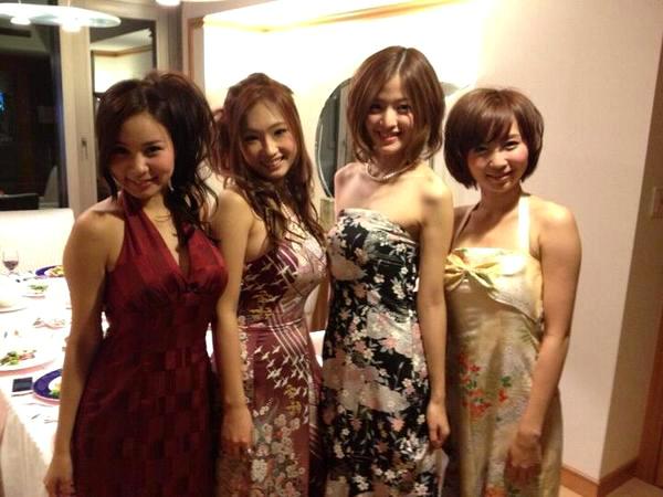 Kimono Dress Sapporo pretty picture book net_2