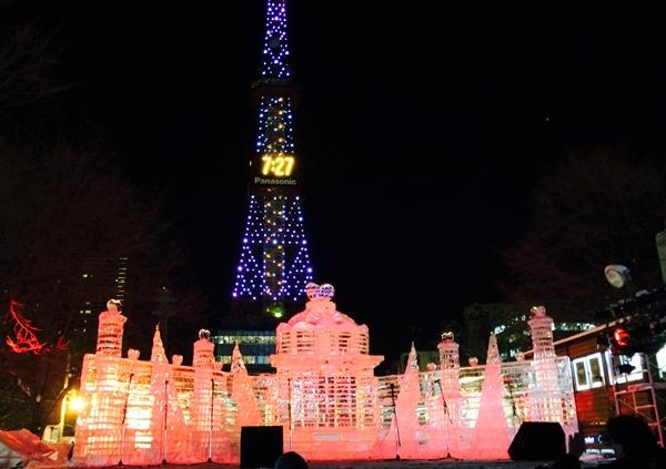 Sapporo snow festival 1